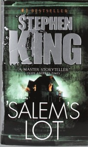 'salem's lot was Stephen King's second published book.