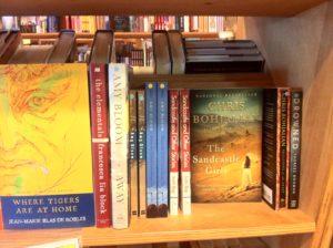 at village books on shelf